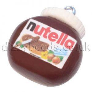 Fimo Nutella Charm