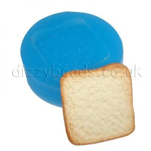 fimo bread toast mould