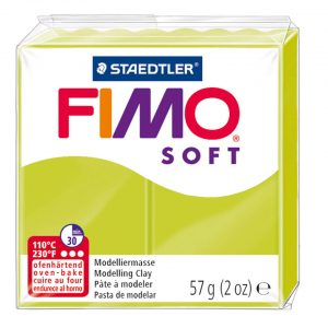 fimo soft 56g green lime